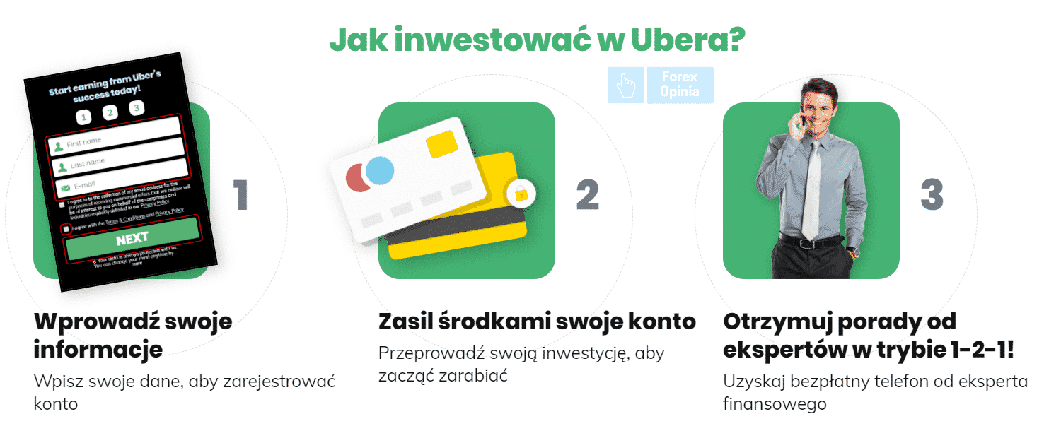 Trade Uber Opinie